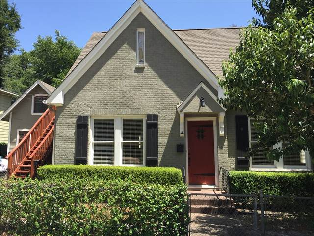 3101 Harris Park Ave, Austin, TX 78705 (#3518071) :: The Perry Henderson Group at Berkshire Hathaway Texas Realty