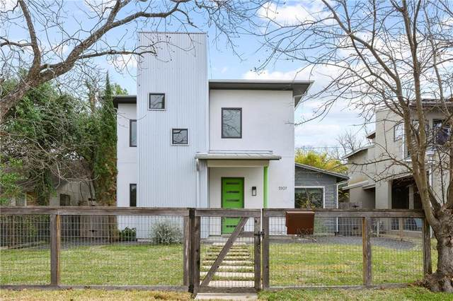 5307 Avenue G, Austin, TX 78751 (#3518371) :: Papasan Real Estate Team @ Keller Williams Realty