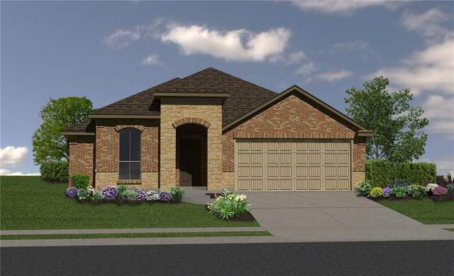 116 Pivot Dr, Taylor, TX 76574 (#3518999) :: Papasan Real Estate Team @ Keller Williams Realty