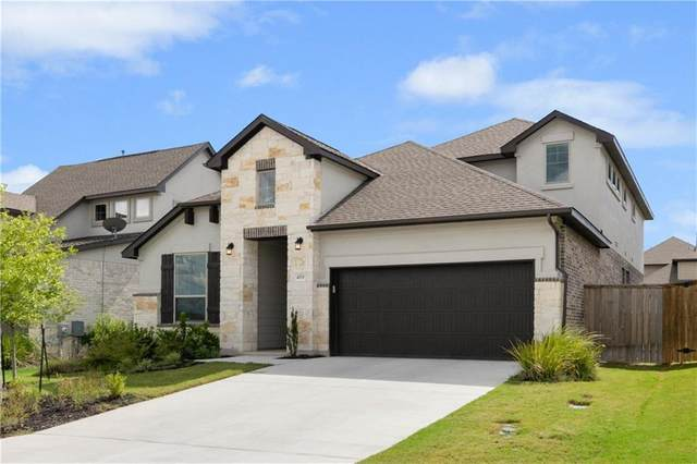 4170 Kingsley Ave, Round Rock, TX 78681 (#3519143) :: Service First Real Estate