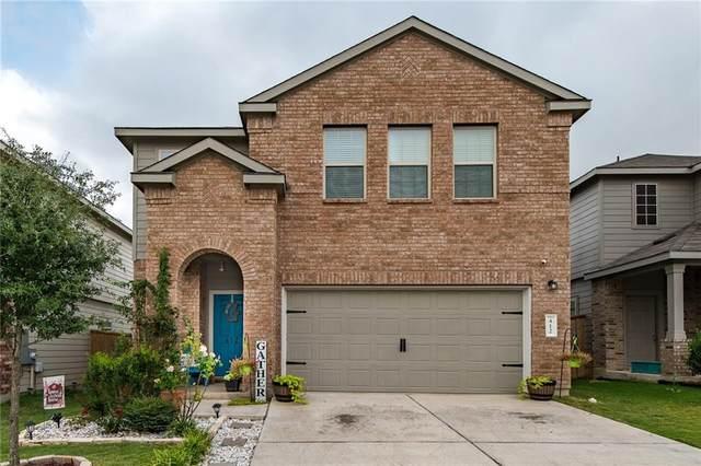 412 Major Lee Ln 6H, Jarrell, TX 76537 (#3520797) :: Papasan Real Estate Team @ Keller Williams Realty