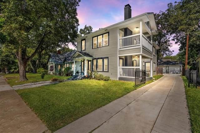 435 W Gramercy Pl, San Antonio, TX 78212 (#3521478) :: Papasan Real Estate Team @ Keller Williams Realty