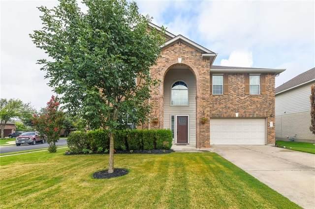 301 Payne Stewart Dr, Round Rock, TX 78664 (#3521658) :: Ben Kinney Real Estate Team