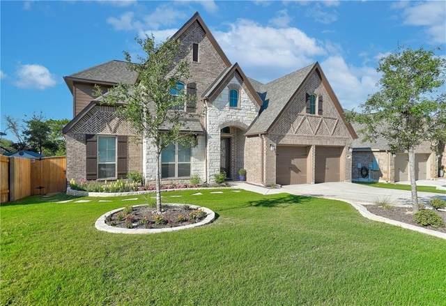 2005 Limestone Lake Dr, Georgetown, TX 78633 (#3521761) :: Realty Executives - Town & Country