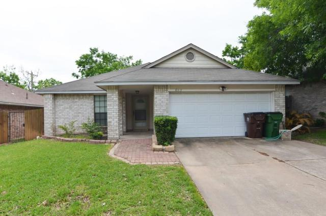 617 Saunders Dr, Round Rock, TX 78664 (#3521833) :: The Heyl Group at Keller Williams