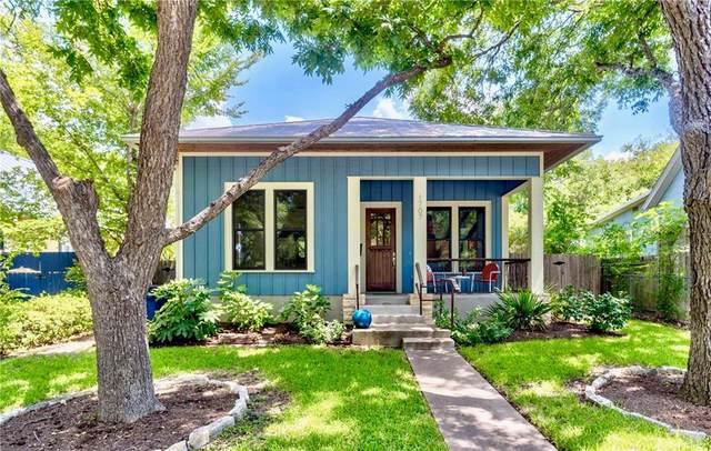 1707 Eva St, Austin, TX 78704 (#3524289) :: Lauren McCoy with David Brodsky Properties