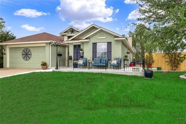 101 Lightfoot Ct, Hutto, TX 78634 (#3524987) :: Papasan Real Estate Team @ Keller Williams Realty