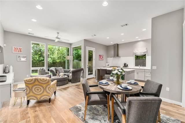 3812 Wadford St B, Austin, TX 78704 (#3525499) :: Papasan Real Estate Team @ Keller Williams Realty