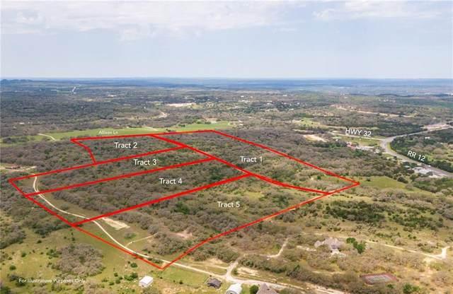 TBD 1B Allison Ln, San Marcos, TX 78666 (#3525527) :: Papasan Real Estate Team @ Keller Williams Realty