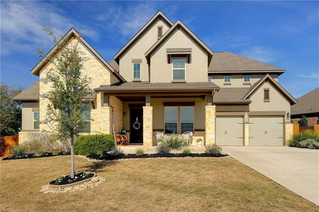 7412 Turnback Ledge Trl, Lago Vista, TX 78645 (#3526673) :: Papasan Real Estate Team @ Keller Williams Realty
