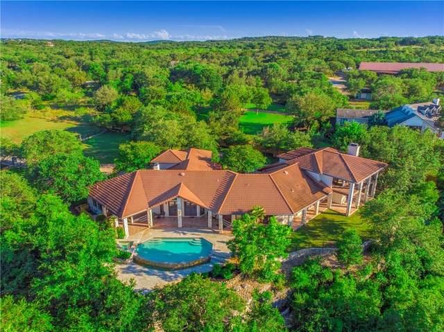 1600 Las Entradas Dr, Spicewood, TX 78669 (#3528156) :: First Texas Brokerage Company