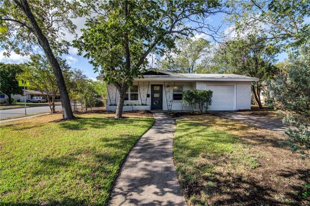 1401 Beckett St A, Austin, TX 78757 (#3528648) :: The Perry Henderson Group at Berkshire Hathaway Texas Realty