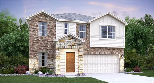 6400 Laurencia Pl, Round Rock, TX 78665 (#3529207) :: All City Real Estate