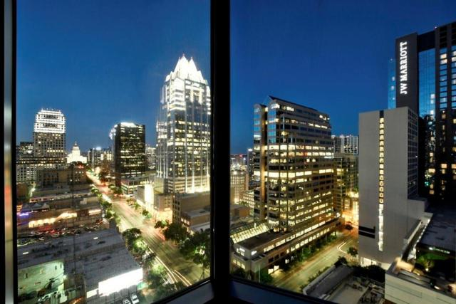 200 Congress Ave 18D, Austin, TX 78701 (#3530281) :: The Heyl Group at Keller Williams