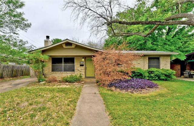4701 S Forest Dr, Austin, TX 78745 (#3530442) :: Lucido Global