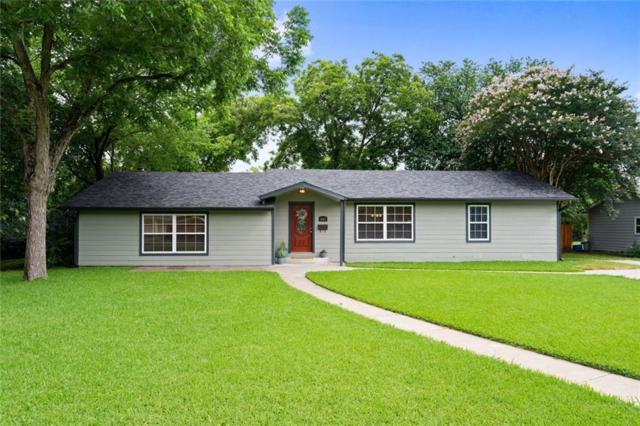 1007 W Live Oak St, Lockhart, TX 78644 (#3531314) :: Douglas Residential