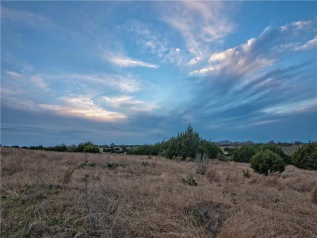 Lot 73 Three Creeks Dr, Bertram, TX 78605 (#3533074) :: The Perry Henderson Group at Berkshire Hathaway Texas Realty