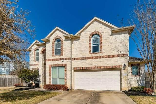 822 Centerbrook Pl, Round Rock, TX 78665 (#3536290) :: Realty Executives - Town & Country