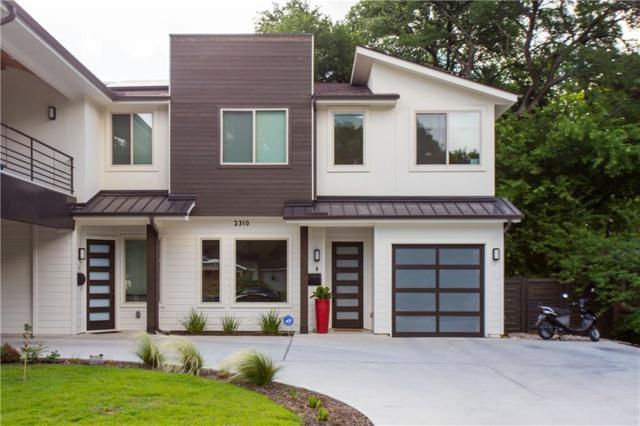 2310 Westoak Dr B, Austin, TX 78704 (#3537822) :: Ana Luxury Homes