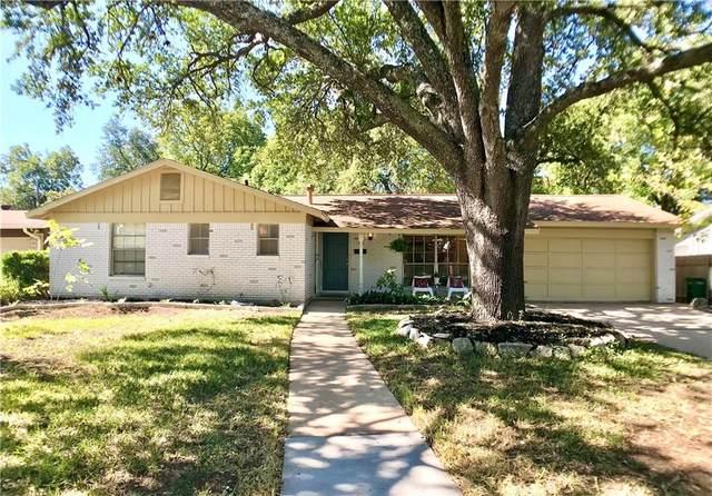 1605 Glencrest Dr, Austin, TX 78723 (#3538615) :: Papasan Real Estate Team @ Keller Williams Realty