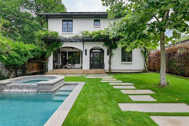 806 W 30 1/2 St, Austin, TX 78705 (#3539022) :: Papasan Real Estate Team @ Keller Williams Realty