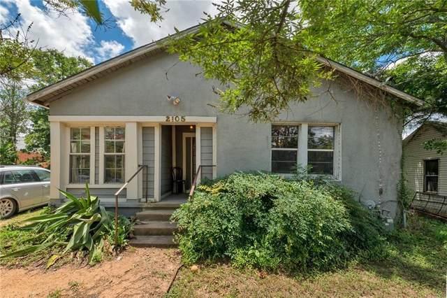 2105 Sl Davis Ave, Austin, TX 78702 (#3539583) :: Papasan Real Estate Team @ Keller Williams Realty