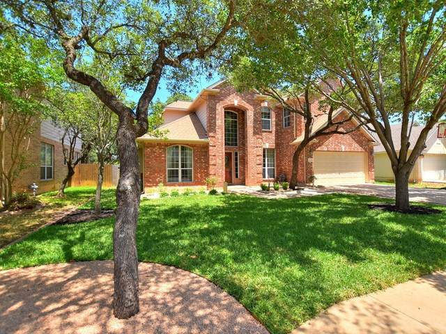 1209 Rutherford Dr, Leander, TX 78641 (#3541220) :: Realty Executives - Town & Country