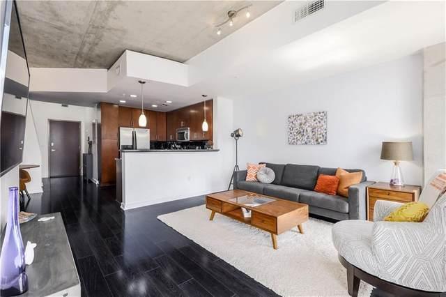 360 Nueces St #1107, Austin, TX 78701 (#3544450) :: Papasan Real Estate Team @ Keller Williams Realty