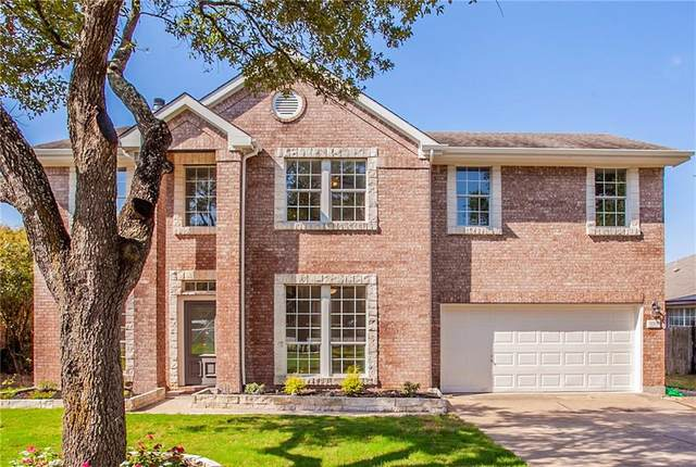 1715 Chamois Knls, Round Rock, TX 78664 (#3544688) :: The Heyl Group at Keller Williams
