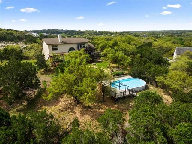 32 Long Creek Rd, Austin, TX 78737 (#3546414) :: Lucido Global