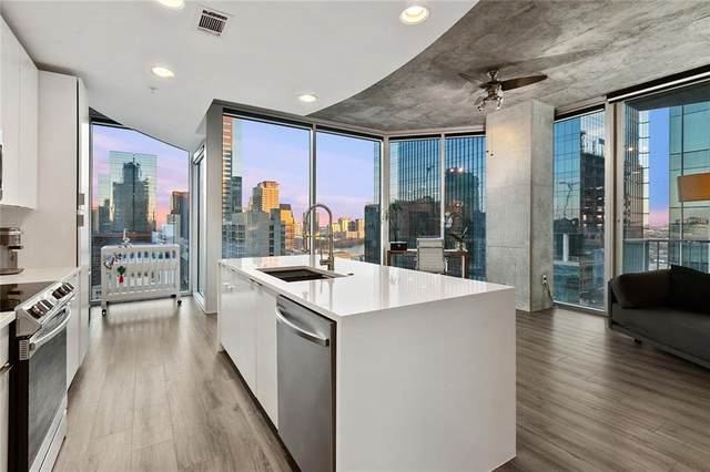 360 Nueces St #1901, Austin, TX 78701 (#3546486) :: The Summers Group