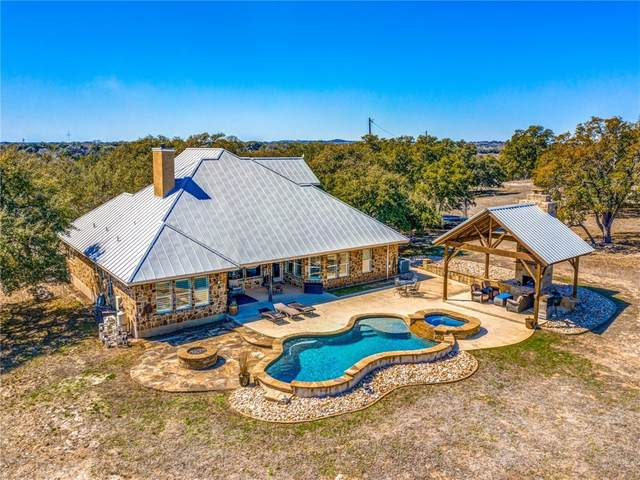 6721 Middle Creek Road, Blanco, TX 78606 (#3546620) :: The Perry Henderson Group at Berkshire Hathaway Texas Realty