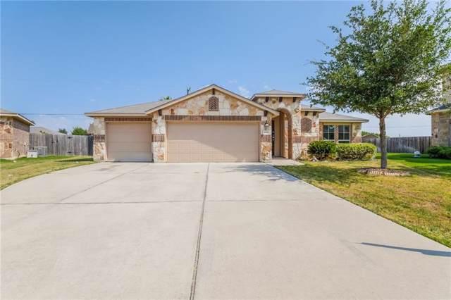 1016 Blackman Ct, Hutto, TX 78634 (#3547085) :: Papasan Real Estate Team @ Keller Williams Realty