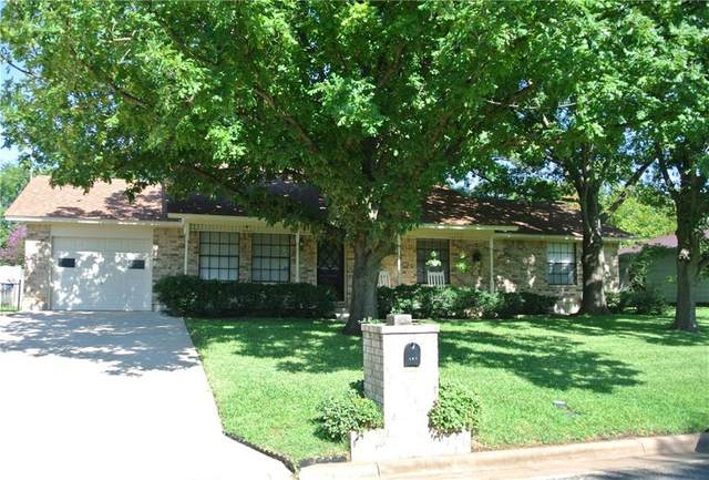 107 Allison Cv, Elgin, TX 78621 (#3547429) :: The Perry Henderson Group at Berkshire Hathaway Texas Realty