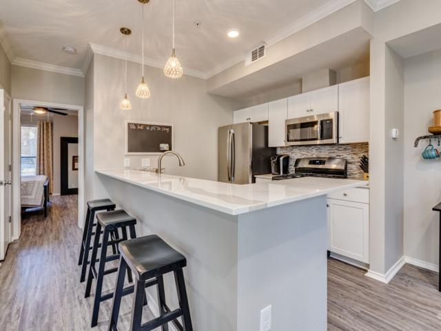3839 Dry Creek Dr #106, Austin, TX 78731 (#3548434) :: KW United Group
