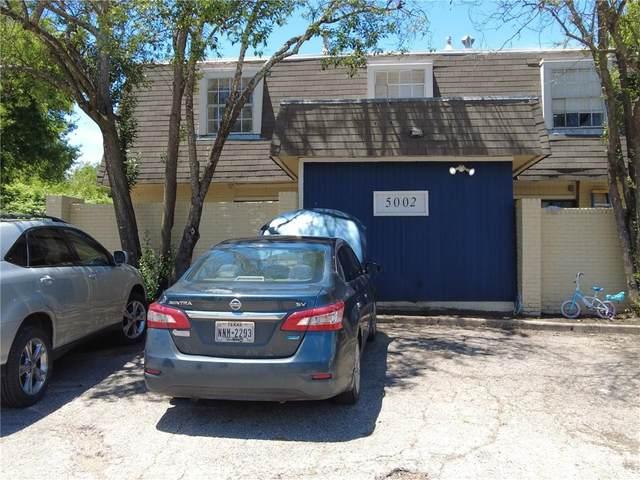 5002 Blue Spruce Cir, Austin, TX 78723 (#3549613) :: Papasan Real Estate Team @ Keller Williams Realty