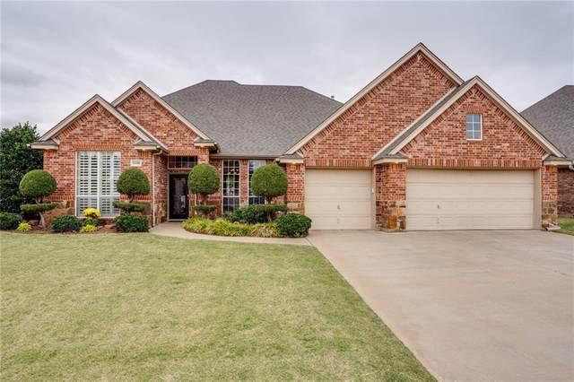 5108 Crown Ridge Dr, Wichita Falls, TX 76310 (#3552088) :: Papasan Real Estate Team @ Keller Williams Realty