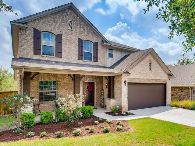 404 Caddo Lake Dr, Georgetown, TX 78628 (#3553000) :: 12 Points Group