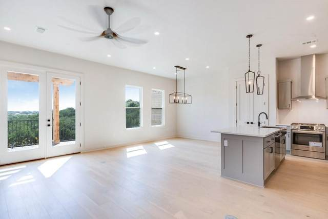 2601 N Quinlan Park Rd #203, Austin, TX 78732 (#3554144) :: Realty Executives - Town & Country