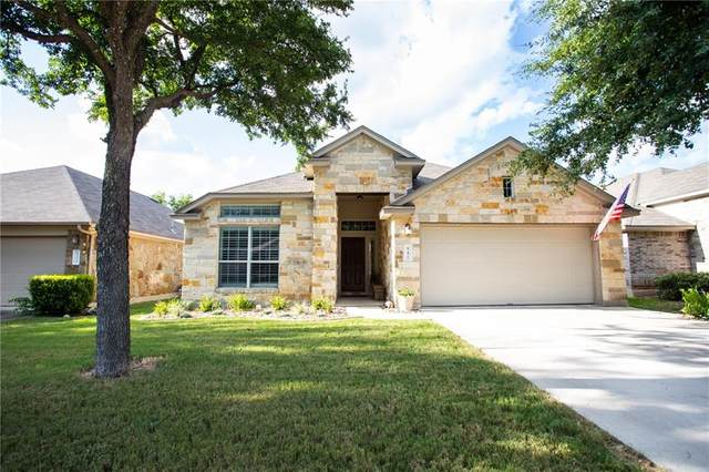 541 Middle Creek Dr, Buda, TX 78610 (#3555348) :: Service First Real Estate