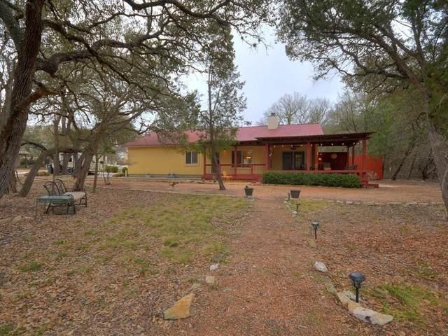 4 Rambling Creek Cir, Wimberley, TX 78676 (#3555753) :: R3 Marketing Group