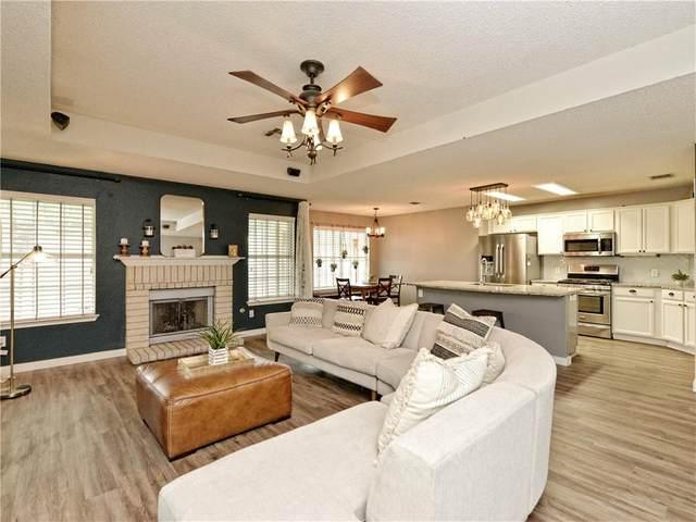1807 Oakmont Ln, Cedar Park, TX 78613 (#3557534) :: Sunburst Realty