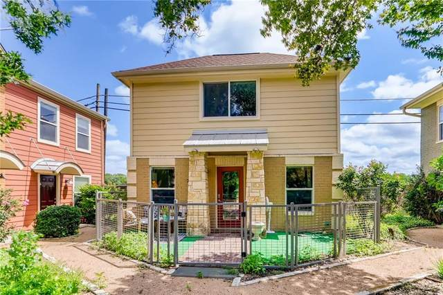 1101 Grove Blvd #209, Austin, TX 78741 (#3558974) :: Realty Executives - Town & Country