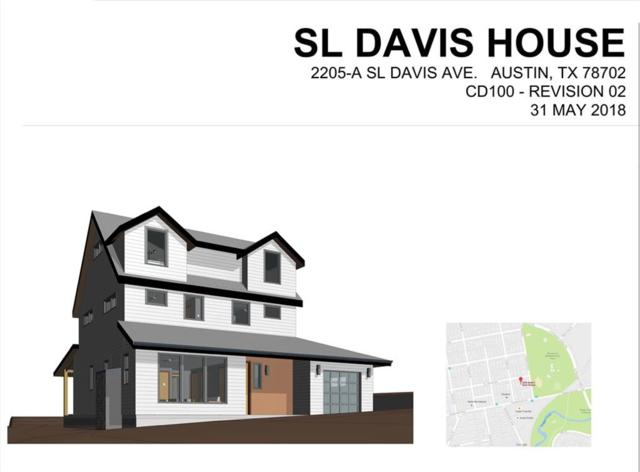 2205 Sl Davis Ave Bldg 1, Austin, TX 78702 (#3561731) :: The Gregory Group