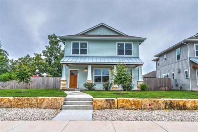 809 W Allen St, Kyle, TX 78640 (#3565352) :: Amanda Ponce Real Estate Team