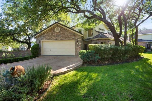 22 Champion Ln, Lakeway, TX 78734 (#3568856) :: Papasan Real Estate Team @ Keller Williams Realty