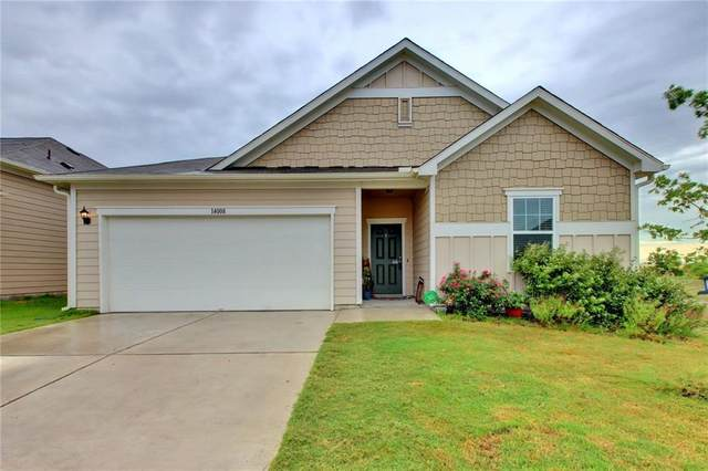 14008 Mark Christopher Way, Manor, TX 78653 (#3568869) :: Service First Real Estate
