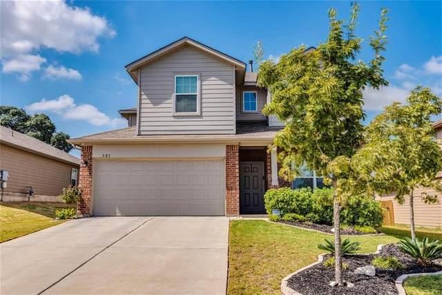 321 James Adkins Dr, Kyle, TX 78640 (#3569584) :: Papasan Real Estate Team @ Keller Williams Realty