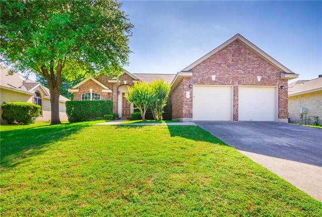 2204 Four Hills Ct, Pflugerville, TX 78660 (#3571373) :: The Summers Group