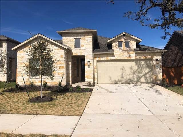 616 Sixpence Ln, Georgetown, TX 78628 (#3571408) :: The Gregory Group